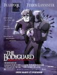 deadpool,  tyrion lannister : the bodyguard by m7781
