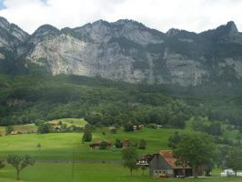 Swiss Countryside by Greenshift117