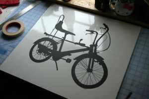 Bike by truemarmalade