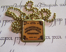 Ouija Board Pendant by mymysticgems