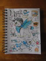Nugget - My epic gryphon by why-so-cirrus