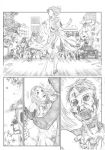 Zombies sample by CanalesComics