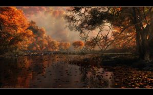 Autumn Harmony by 00AngelicDevil00