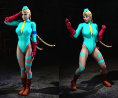 Cammy White by Daniel-Remo-Art
