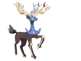 Xerneas by Mike39201