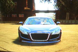 2008 Audi R8 Toothless Ed. I by repinswodahs