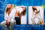 Png Pack #41 - Kat Graham by iCrystals