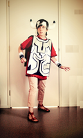 Ico - cosplay test by Cyarin