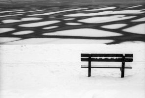 bench by MarkScheider