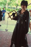 My Xion Cosplay by KHMarie12