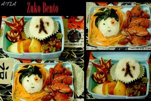 Zuko Bento Box by mindfire3927