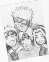 Team 7 by SayakoArt