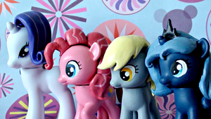 My Little Pony: Friendship is Magic G4 Customs by Claytacular