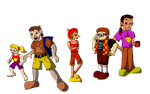 Banjo-Kazooie Humans V2.014 by mortimermcmirestinks