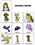 Animal Meme by Vih-chan