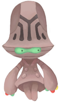iScribble - Beheeyem by Aruesso
