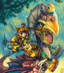 Monster Hunter 4U : Kut-Ku Rider by Sa-Dui