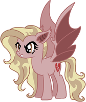Batpony Adoptable for 25 points! CLOSED by NightmareLunaFan