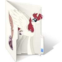 Lauren Faust folder icon by HugoMndz