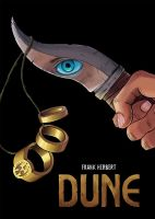 Dune Cover by Shnek