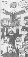 WWE Roster 2 by tbondrage99