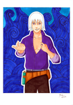 Suigetsu: Been a long time, Missed me? by VortexOfSaturn