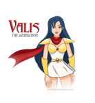 Valis - The Fantasm Soldier by mishihime