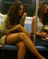 New York Subway Girls by newyorksubwaygirls
