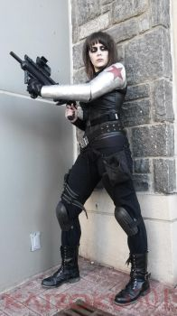 Winter Soldier 002 by Kaizoku501