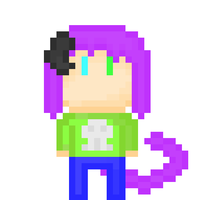 Pixel Series - Hayden by VG-Zoodle