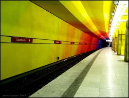 munich underground no. 2 by herbstkind