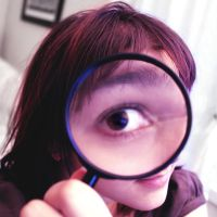 Magnifying glass by MirielDesign