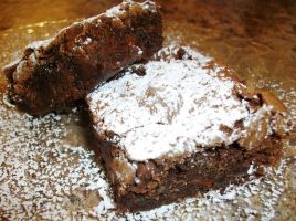 Double Chocolate Chip Brownies by KellyCurly