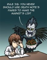 09 Death Note by pabloyungblut