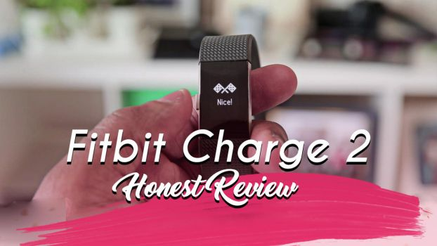 Fitbit  Charge 2 Review by talentchild