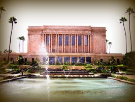 Mesa Arizona LDS Temple by mandreab