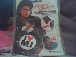 MJ Buttons 2 by burninstorm461