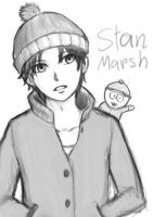 Stan Marsh by DaMaYaFantasy