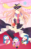 Mawaru Penguindrum - Direction of Destiny by deliciosaBerry