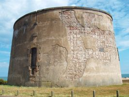 Martello Tower by Lothrian