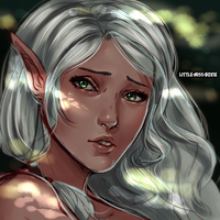 Forest Elf 2.0 by Little-Miss-Boxie