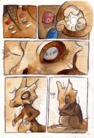 Aftermath page one by Sepia-Zorua