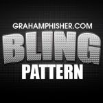 Bling Pattern by GrahamPhisherDotCom