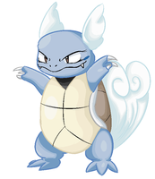 just my wartortle by Zangoosie