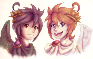 More Smiles by Lady-of-Link