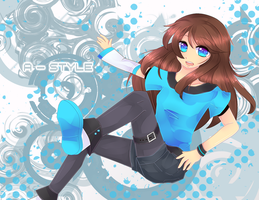 A - STYLE by umitou