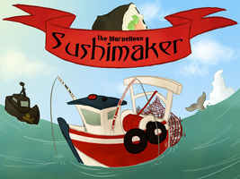 The Marvelous Sushimaker - open game by RaiseYourChickenWing
