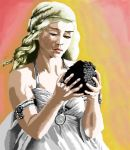 Dany And The Dragon Egg Digital FINITO! by Shannon175