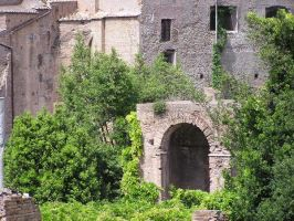 ruins 22 by Caltha-stock