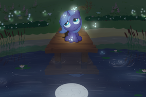 Tranquility of the night by Cpt-Firespit